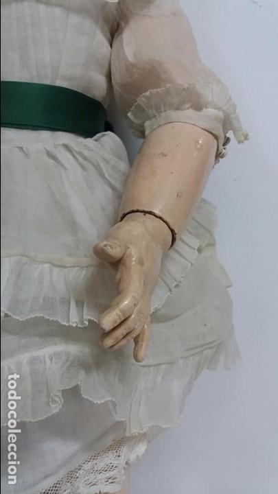 Muñecas Porcelana: Muñeca de porcelana Simon Halbig - Foto 4 - 72053723