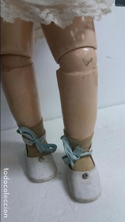 Muñecas Porcelana: Muñeca de porcelana Simon Halbig - Foto 5 - 72053723
