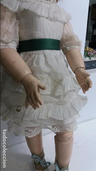 Muñecas Porcelana: Muñeca de porcelana Simon Halbig - Foto 6 - 72053723