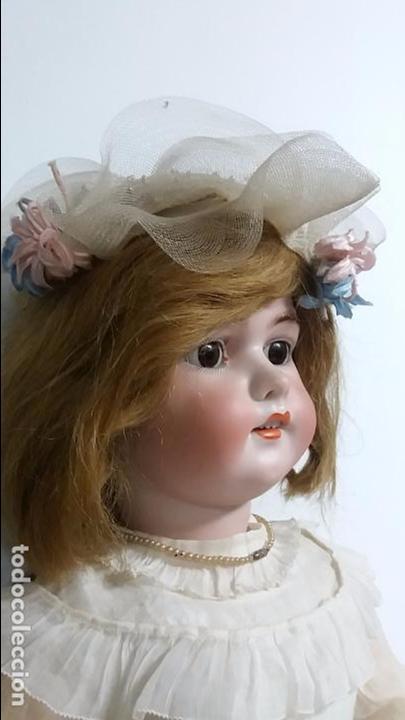 Muñecas Porcelana: Muñeca de porcelana Simon Halbig - Foto 7 - 72053723