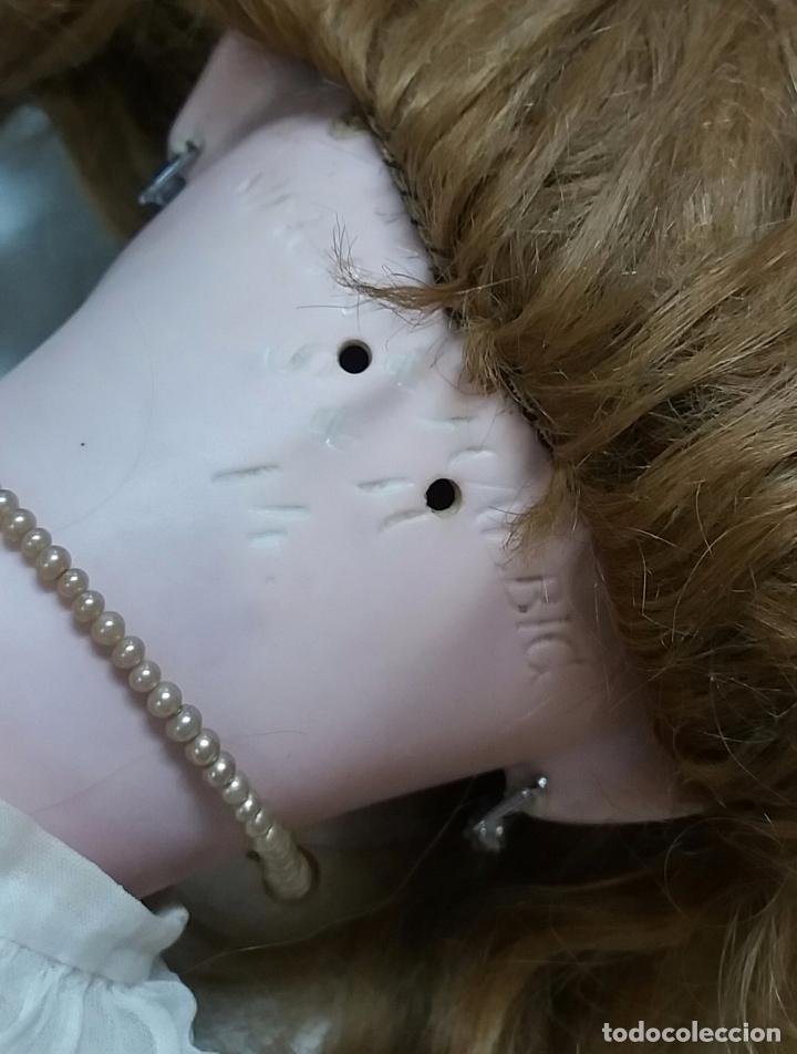 Muñecas Porcelana: Muñeca de porcelana Simon Halbig - Foto 11 - 72053723