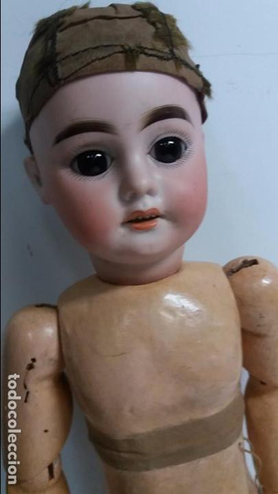 Muñecas Porcelana: Muñeca de porcelana Made in Germany - Foto 2 - 72147587