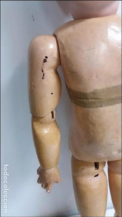 Muñecas Porcelana: Muñeca de porcelana Made in Germany - Foto 3 - 72147587