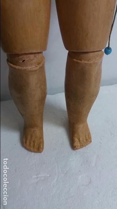 Muñecas Porcelana: Muñeca de porcelana Made in Germany - Foto 5 - 72147587