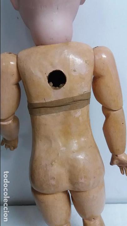 Muñecas Porcelana: Muñeca de porcelana Made in Germany - Foto 10 - 72147587
