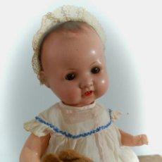 Muñecas Porcelana: MUÑECA ANTIGUA ALEMANA??. Lote 85718927