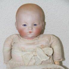 Muñecas Porcelana: MU146 BEBÉ MY DREAM ARMAND MARSEILLE. PORCELANA Y TRAPO. ALEMANIA. AÑOS 20. Lote 72762311