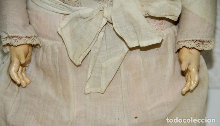 Muñecas Porcelana: MU146 BEBÉ MY DREAM ARMAND MARSEILLE. PORCELANA Y TRAPO. ALEMANIA. AÑOS 20 - Foto 6 - 72762311