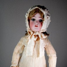 Muñecas Porcelana: MUÑECA PORCELANA S-H (SIMON & HALBIG) WSK (WIESENTHAL. SCHINDEL&KALLENBERG) 54 CM.. Lote 72956187