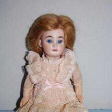 Muñecas Porcelana: MUÑECA PORCELANA MARCA NUCA 1897 AM 2/0 DM GERMANY. Lote 73453623