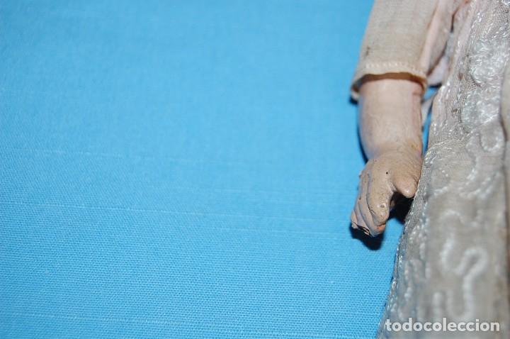 Muñecas Porcelana: MUÑECA PORCELANA MARCA NUCA 1897 AM 2/0 DM GERMANY - Foto 11 - 73453623