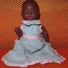 Muñecas Porcelana: MUÑECO NEGRO,PORCELANA,ARMAND MARSEILLE,GERMANY,PRINCIPIO DEL S.XX. Lote 76903303