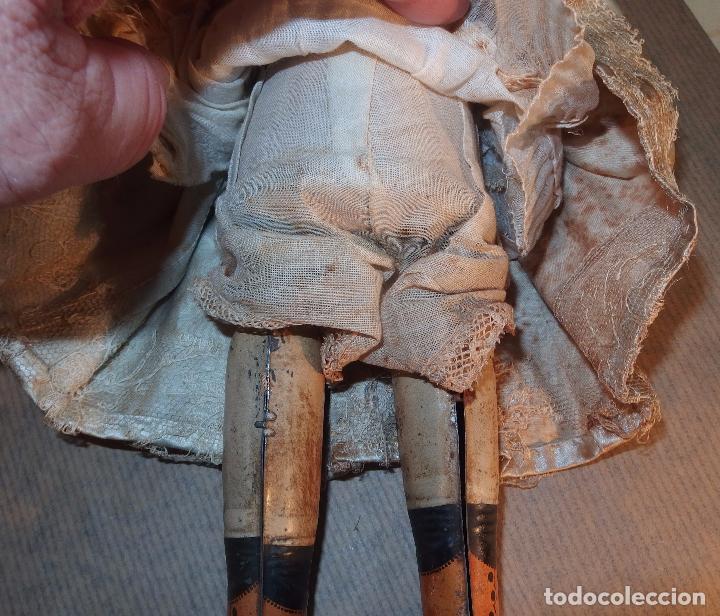 Muñecas Porcelana: PATINADORA AUTÓMATA,PORCELANA,FRIEDICH A.HEUBACH,GERMANY,PRINCIPIO DEL S.XX - Foto 12 - 78048161