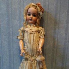 Muñecas Porcelana: ANTIGUA MUÑECA DE PORCELANA ALEMANA. Lote 78239285