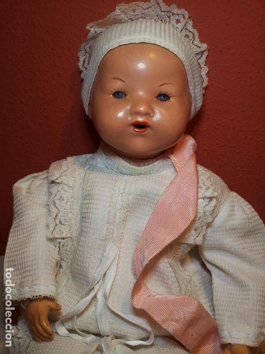 Muñecas Porcelana: Muñeca Bebe Armand Marseille AM 351 - 2 1/2 Cuerpo Trapo ALEMANIA AÑOS 20 - Foto 3 - 79571625