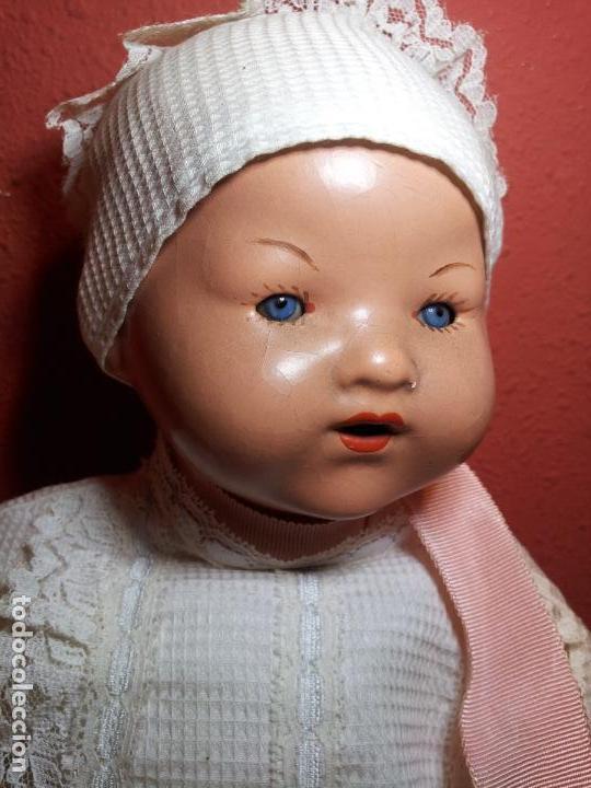 Muñecas Porcelana: Muñeca Bebe Armand Marseille AM 351 - 2 1/2 Cuerpo Trapo ALEMANIA AÑOS 20 - Foto 41 - 79571625