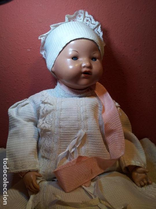 Muñecas Porcelana: Muñeca Bebe Armand Marseille AM 351 - 2 1/2 Cuerpo Trapo ALEMANIA AÑOS 20 - Foto 46 - 79571625