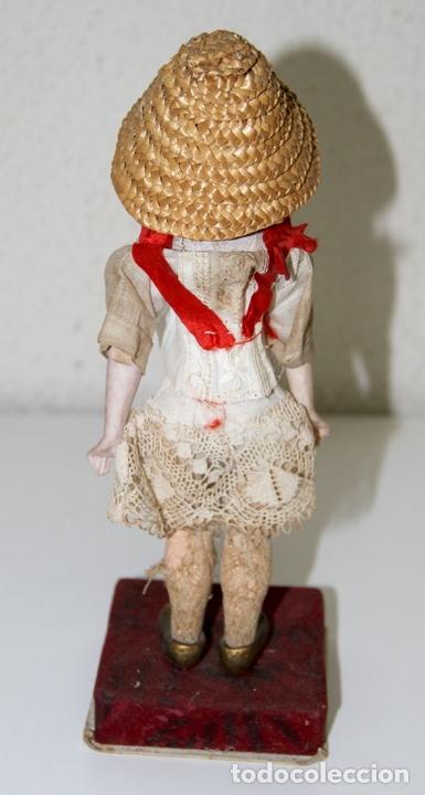 Muñecas Porcelana: MUÑECA ANTIGUA CON CABEZA DE ARMAND MARSEILLE. PORCELANA. ALEMANIA. PRINC. S. XX - Foto 5 - 81323692