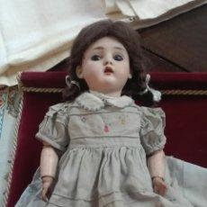 Muñecas Porcelana: MUÑECA ANCLA LC - PORCELANA CUERPO MADERA. Lote 82053310