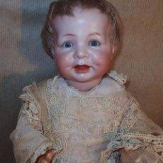 Muñecas Porcelana: MUÑECO SIMON&HALBIG,KAMMER&REINHARDT,PORCELANA,116/A,GERMANY,PRINCIPIO DEL S.XX. Lote 82813540