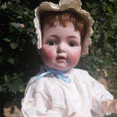 Muñecas Porcelana: HERMOSO KAMMER & REINHARDT 121 (HACIA 1910). Lote 83069480