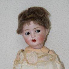 Muñecas Porcelana: BEBÉ BRUNO SCHMIDT. PORCELANA Y COMPOSICIÓN. PRECISA RESTAURACIÓN. ALEMANIA. PRINC. S. XX. Lote 86356268