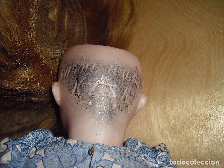 Muñecas Porcelana: IMPECABLE MUÑECA KAMMER REINHARDT SIMON HALBIG - Foto 12 - 39918337