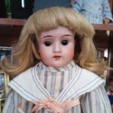 Muñecas Porcelana: ANTIGUA MUÑECA ALEMANA 33 CMTRS. PORCELANA.. Lote 87150996