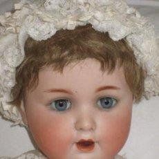 Muñecas Porcelana: BABY DOLL ALEMAN - 54 CM-SCHUTZMEISTER&QUENDT.. Lote 89496656