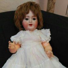 Muñecas Porcelana: HERMOSA MUÑECA SIMON & HALBIG - KAMMER & REINHARDT 126 GRANDE PORCELANA PPS. DEL XX Y ESTRELLA DAVID. Lote 90034111