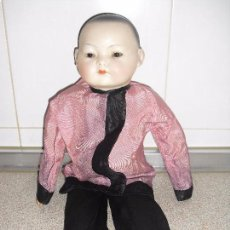 Muñecas Porcelana: MUÑECO CHINO. Lote 91005800