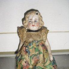 Muñecas Porcelana: MUÑECA PORCELANA ANTIGUA. Lote 91008510