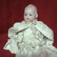Muñecas Porcelana: MUÑECO ANTIGUO. Lote 91870709