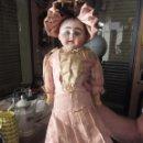 Muñecas Porcelana: ANTIGUA MUÑECA PORCELANA. Lote 92394250