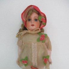 Muñecas Porcelana: ANTIGUA MUÑECA - ANDADORA - SELLO SIMON & HALBING, TALLA 1748 - MARCA LEHMAN - PERFECTA !!!. Lote 93101840