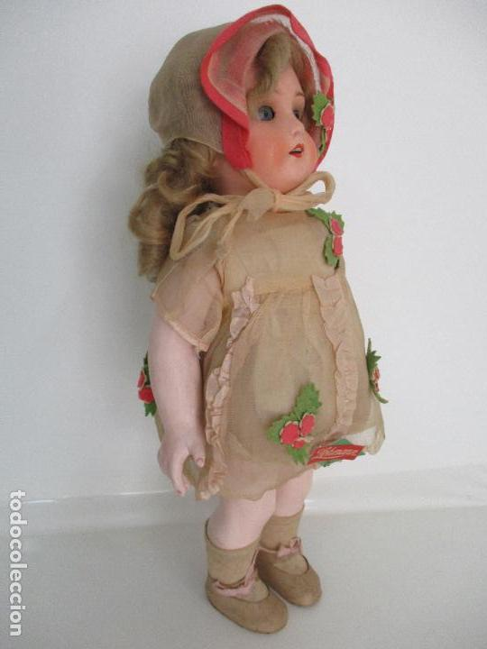 Muñecas Porcelana: Antigua Muñeca - Andadora - Sello Simon & Halbing, Talla 1748 - Marca Lehman - Perfecta !!! - Foto 10 - 93101840