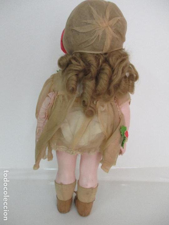 Muñecas Porcelana: Antigua Muñeca - Andadora - Sello Simon & Halbing, Talla 1748 - Marca Lehman - Perfecta !!! - Foto 16 - 93101840