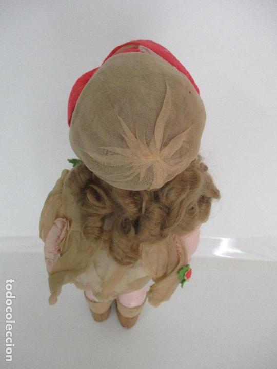 Muñecas Porcelana: Antigua Muñeca - Andadora - Sello Simon & Halbing, Talla 1748 - Marca Lehman - Perfecta !!! - Foto 17 - 93101840