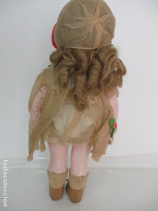 Muñecas Porcelana: Antigua Muñeca - Andadora - Sello Simon & Halbing, Talla 1748 - Marca Lehman - Perfecta !!! - Foto 19 - 93101840