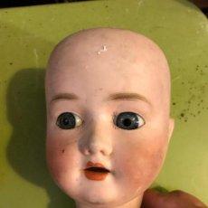 Muñecas Porcelana: CABEZA DE MUÑECA EN PORCELANA 13 CMS. Lote 95773611