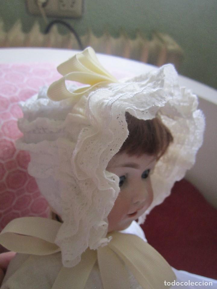 Muñecas Porcelana: ANTIGUA MUÑECA A M MOLDE 971, ANTIGUO MUÑECO PORCELANA - Foto 4 - 96684615
