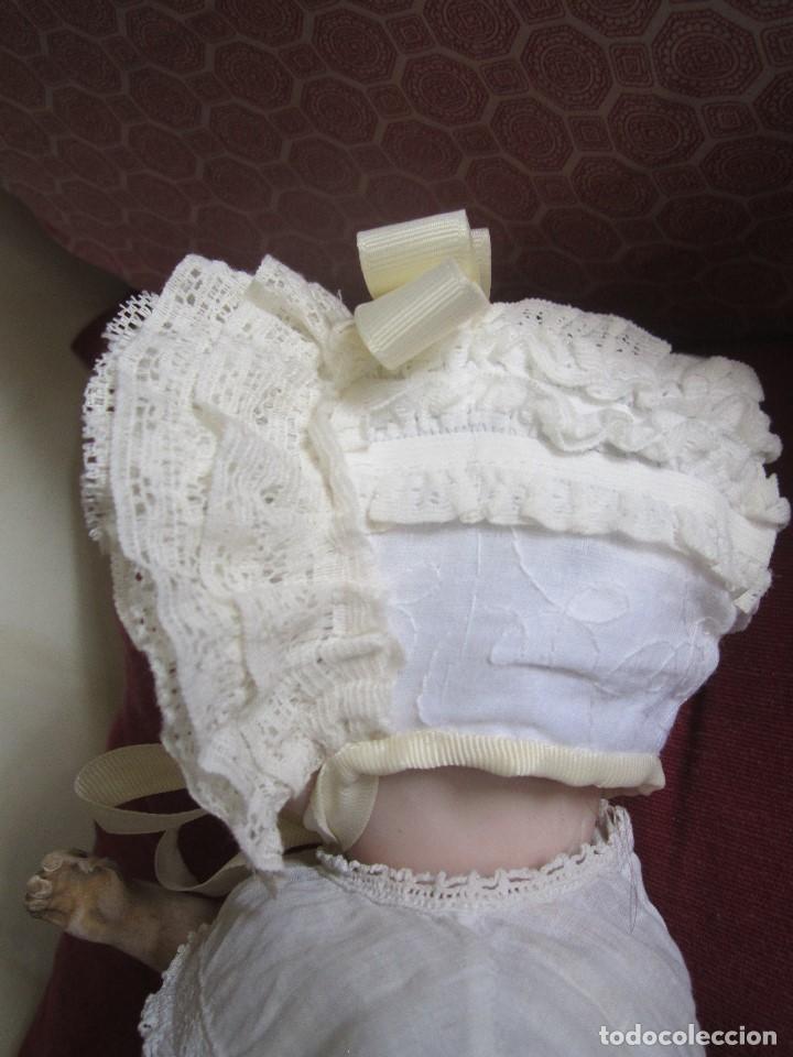 Muñecas Porcelana: ANTIGUA MUÑECA A M MOLDE 971, ANTIGUO MUÑECO PORCELANA - Foto 5 - 96684615