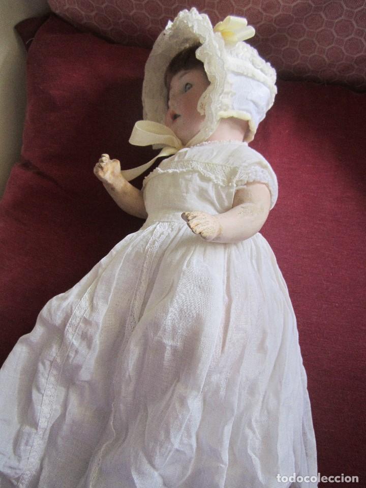 Muñecas Porcelana: ANTIGUA MUÑECA A M MOLDE 971, ANTIGUO MUÑECO PORCELANA - Foto 6 - 96684615