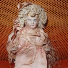 Muñecas Porcelana: BEBE DE PORCELANA,GERMANY,PROBABLE GREBÜDER HEUBACH,PRINCIPIO DEL S.XX. Lote 97828526