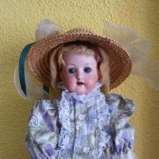 Muñecas Porcelana: ANTIGUA MUÑECA HEUBACH KÖPPELSDORF 275.12/0. PORCELANA.. Lote 98623451