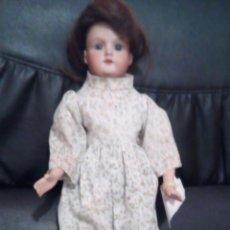 Muñecas Porcelana: ANTIGUA MUÑECA ALEMANA. Lote 98894744