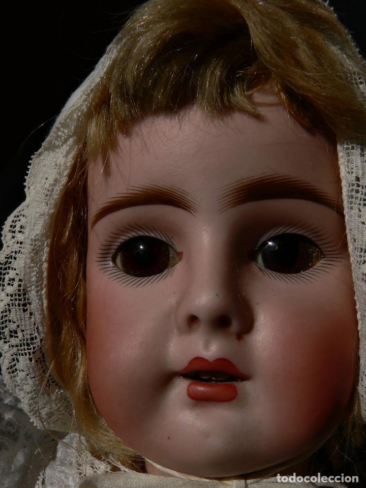 Muñecas Porcelana: Preciosa Muñeca de porcelana Simon&Halbing Mod. 269 DEP - Foto 7 - 46054018