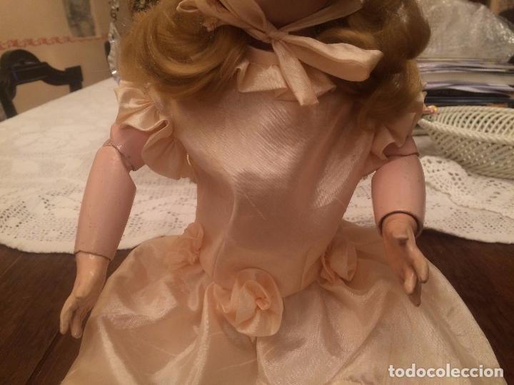 Muñecas Porcelana: Antigua muñeca de porcelana Alemana marca Simon y Halbig S y H Germany 1078 / 9 - Foto 9 - 99737739