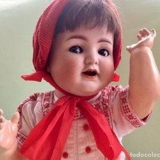 Muñecas Porcelana: BEBÉ KAMMER & REINHARDT, SIMON & HALBIG, 126 / 50 OJOS FLIRTY. Lote 91303984