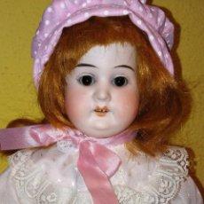 Muñecas Porcelana: ANTIGUA MUÑECA SCHOENAU HOFFMEISTER PORCELANA.. Lote 100759023